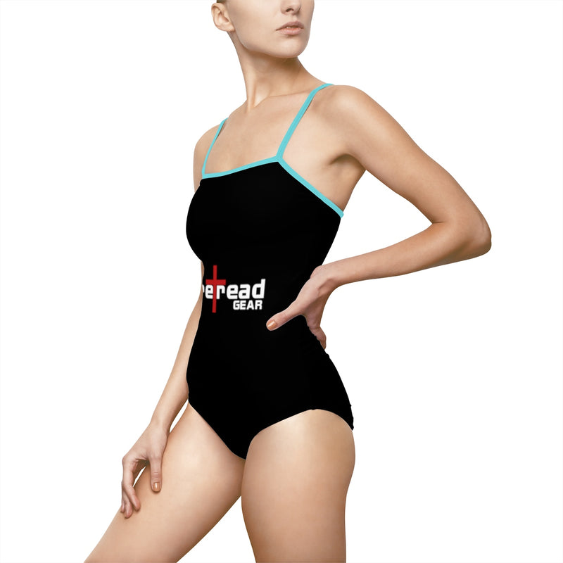 Retread Gear Women's One-piece Swimsuit