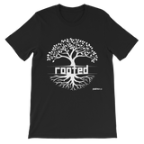 ROOTED Premium Kids T-Shirt