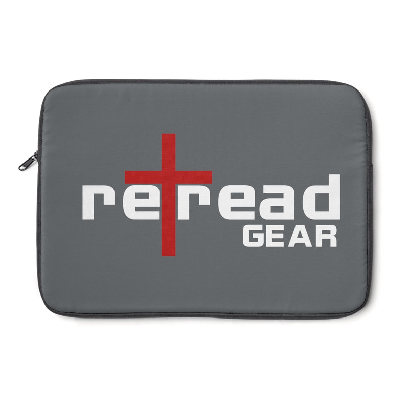 RETREAD GEAR Laptop Sleeve - Grey