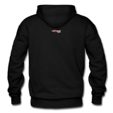 REDEEMED - Gildan Heavy Blend Adult Hoodie - black