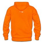 REDEEMED - Gildan Heavy Blend Adult Hoodie - orange
