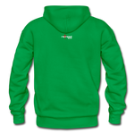 REDEEMED - Gildan Heavy Blend Adult Hoodie - kelly green