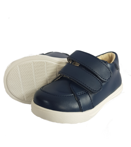 Navy Toddler Sneaker Size 22 - Size 27