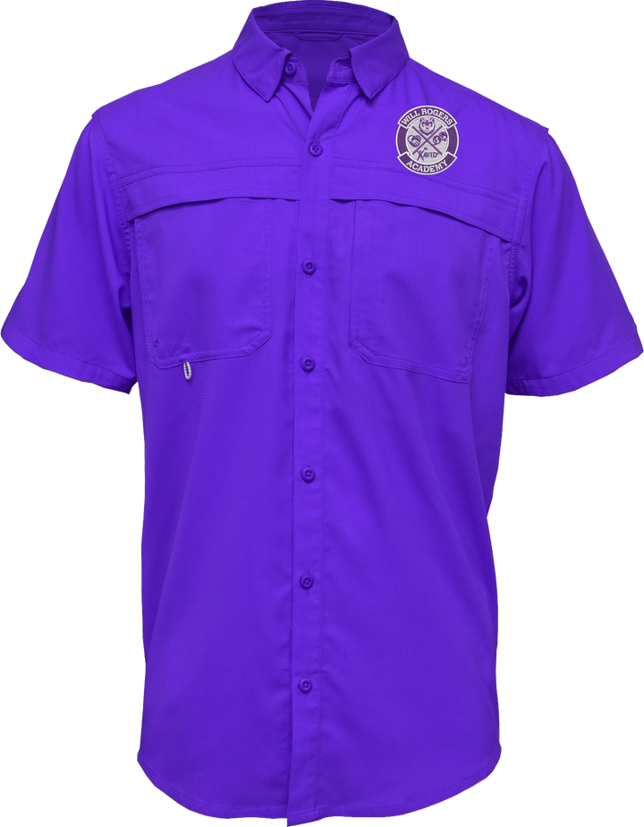 Will Rogers Academy-Men's Staff Uniform