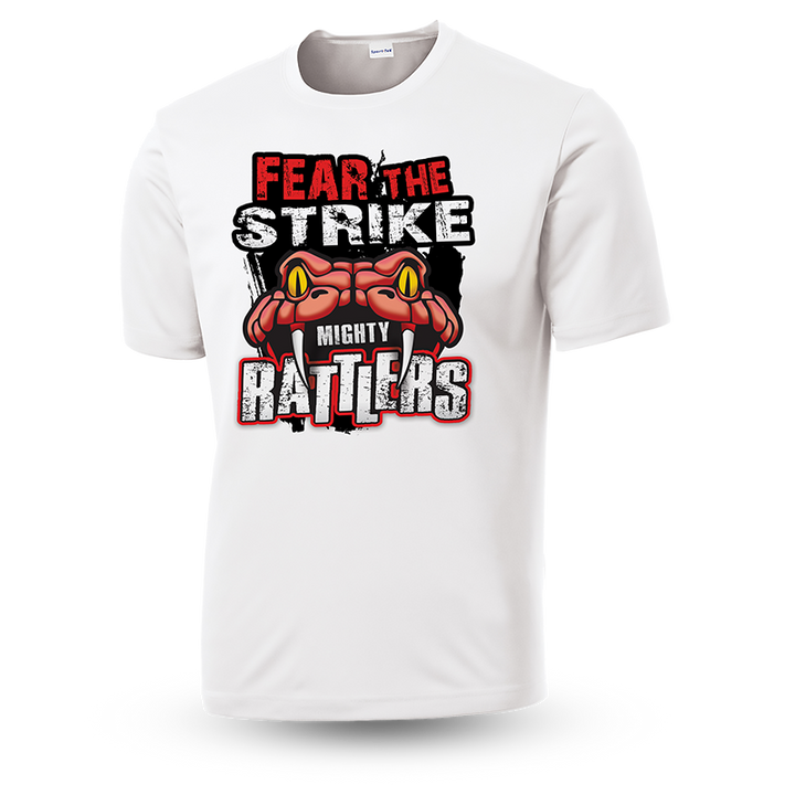 Fear The Strike Rattler Dri-Fit Spirit Shirt