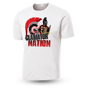 Gladiator Nation Dri-Fit Spirit Shirt