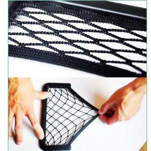 [Last day promotion 40% OFF]Car Mesh Net Bag Car Organizer