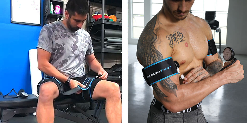 How does blood flow restriction training work