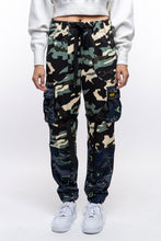 Load image into Gallery viewer, Multi Camo Cargo Pants