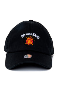 """BM make it BANG"" Dad Hat"