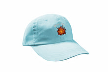 "Load image into Gallery viewer, Light Blue ""BM make it BANG"" Dad hat"