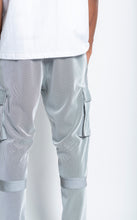 Load image into Gallery viewer, Cargo Mesh Reflective Pants