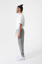 Load image into Gallery viewer, Healers X Staydium Sweatpants in Heather Grey