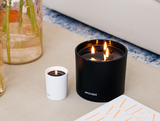Charcoal 3-Wick Candle 32 oz