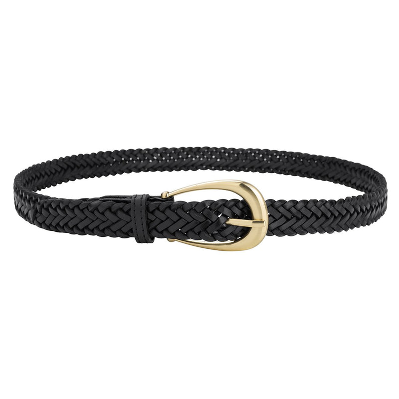 The Annely Woven Belt - BLVD
