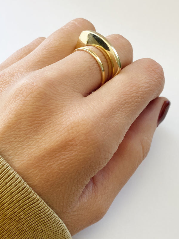 The Thin Band Ring-Made to Order - BLVD