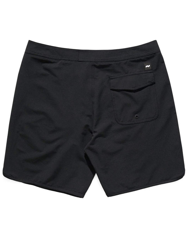 Black Visit Boardshort - BLVD