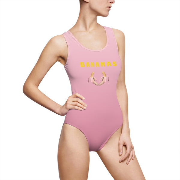 Banana's One-Piece Swimsuit