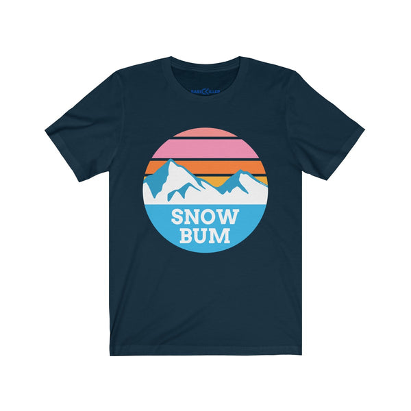 Snow Bum Men's Tee