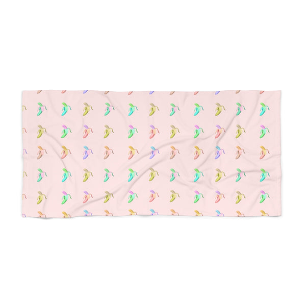 Banana Split Beach Towel