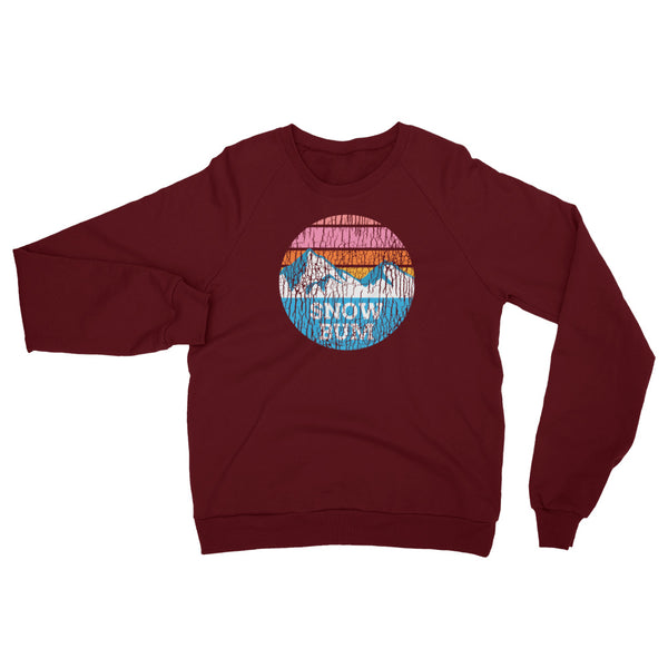 Snow Bum Crew Sweatshirt Women's