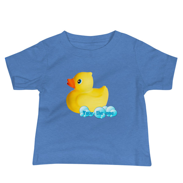 Ducky Your The One Baby Tee