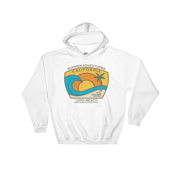 California Adventure Hooded Sweatshirt