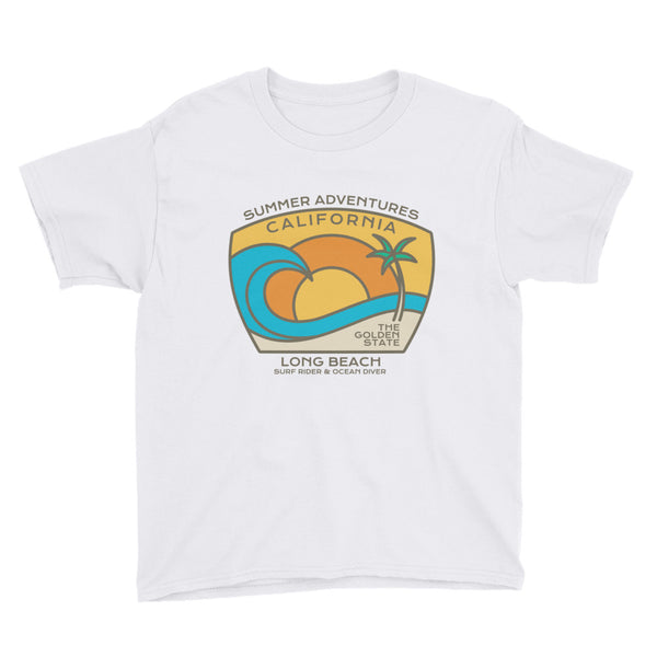 California Adventure Youth Short Sleeve T-Shirt