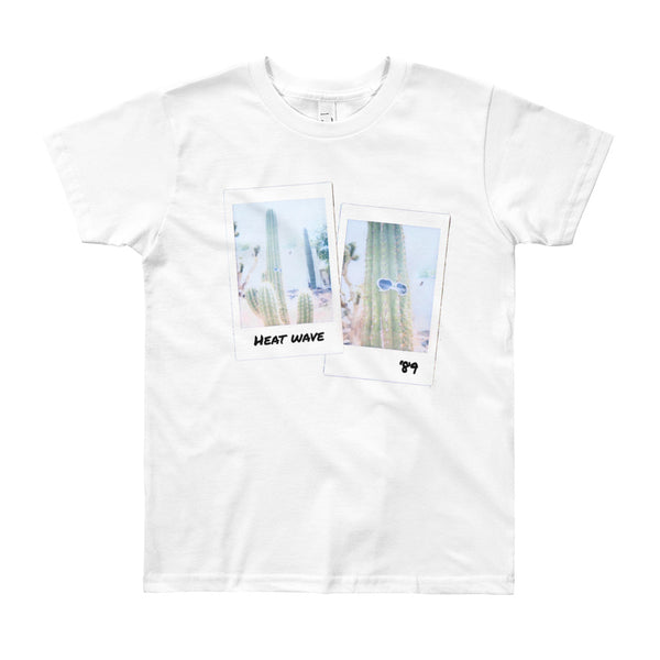 Heat Wave of '89 Youth Tee