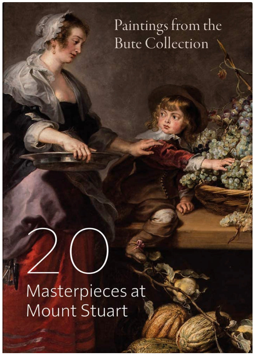 20 Masterpieces at Mount Stuart Book