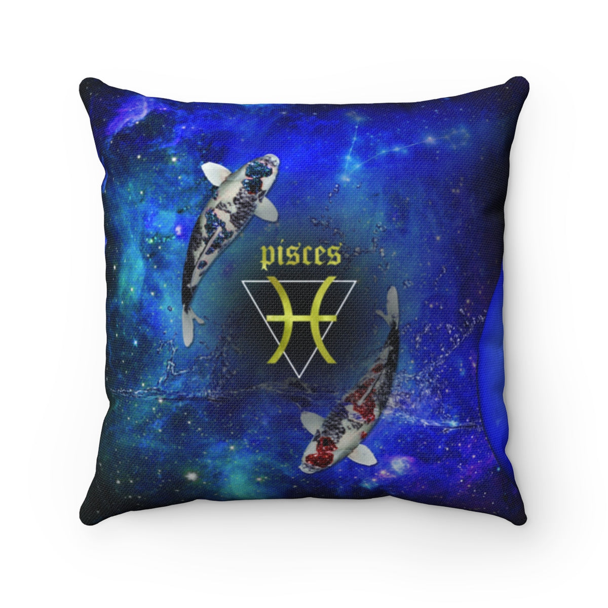 Pisces Pillow - #ChildishZodiac