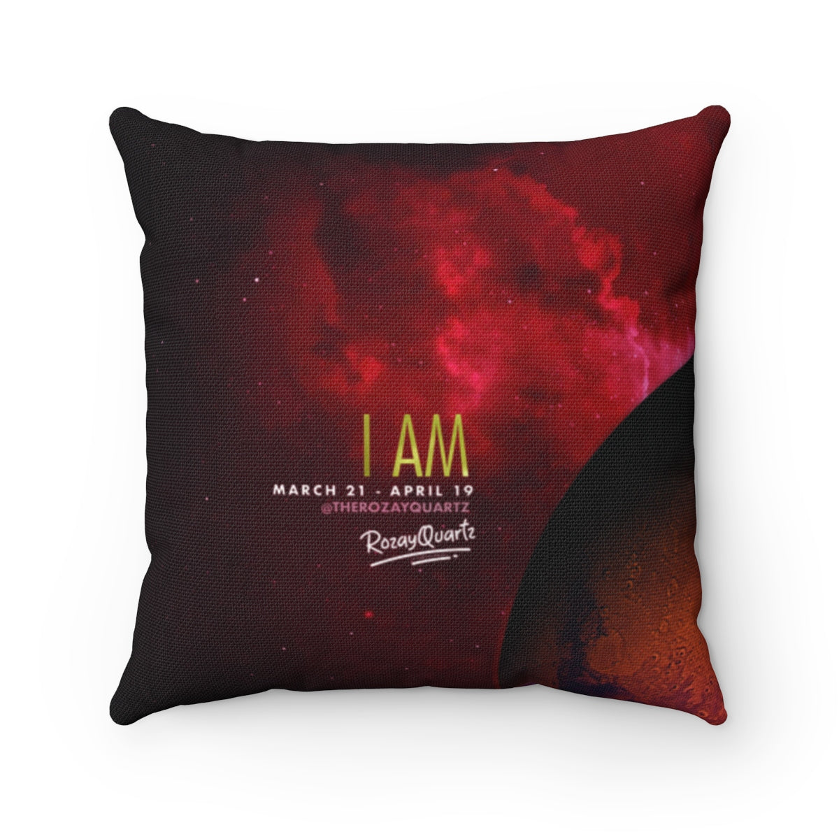 Aries Pillow - #ChildishZodiac