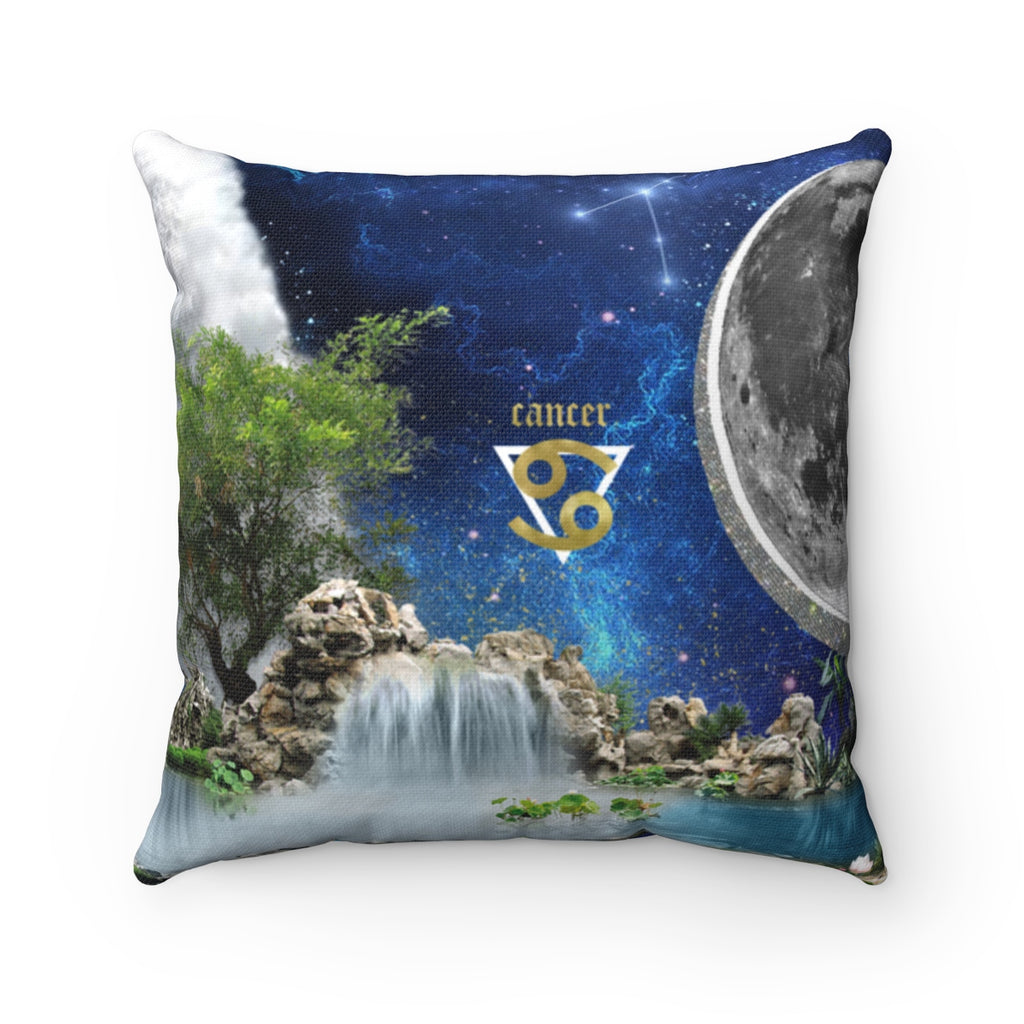 Cancer Pillow - #ChildishZodiac