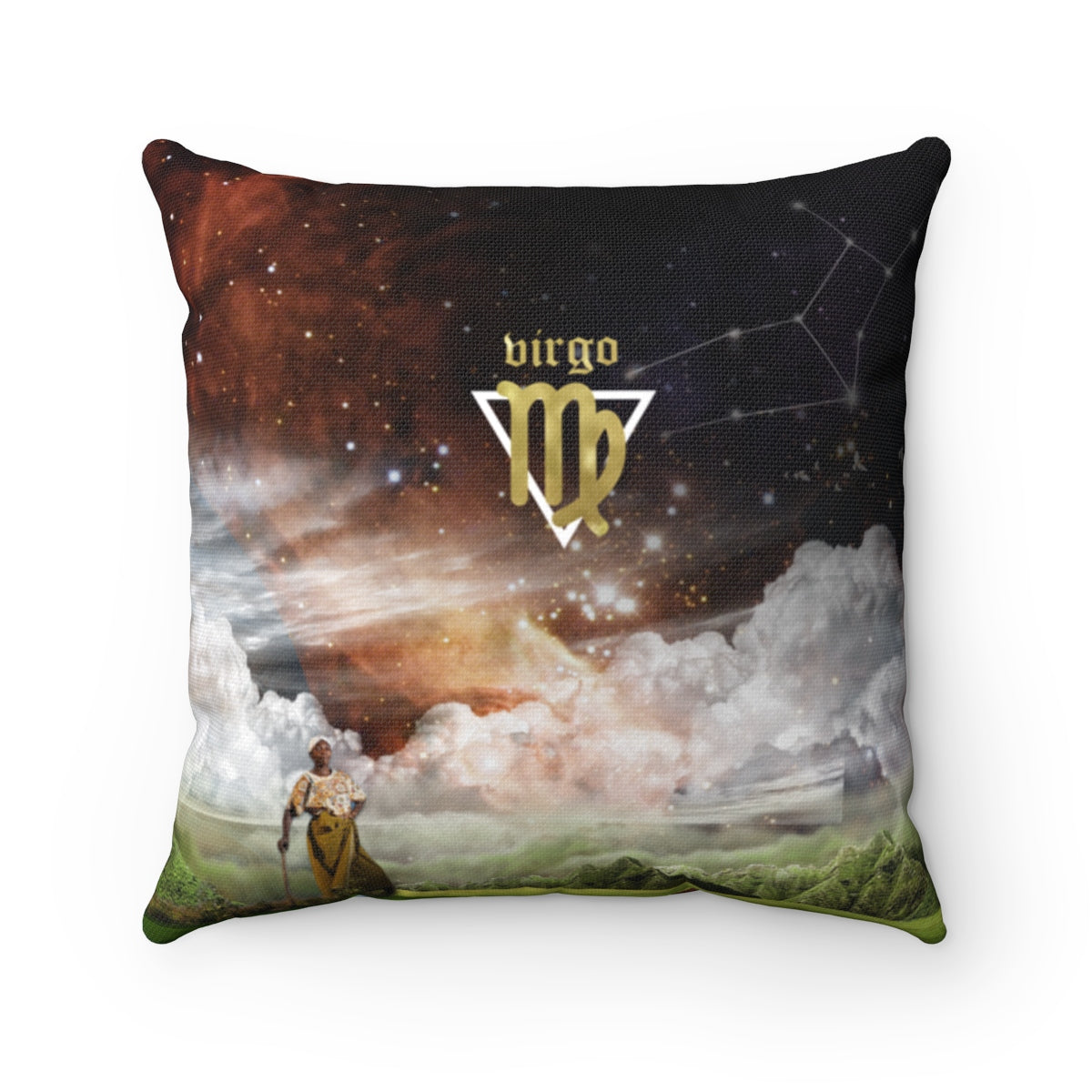 Virgo Pillow - #ChildishZodiac