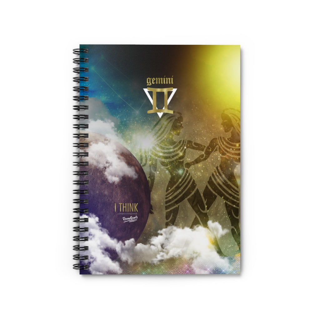 Gemini Notebook - #ChildishZodiac
