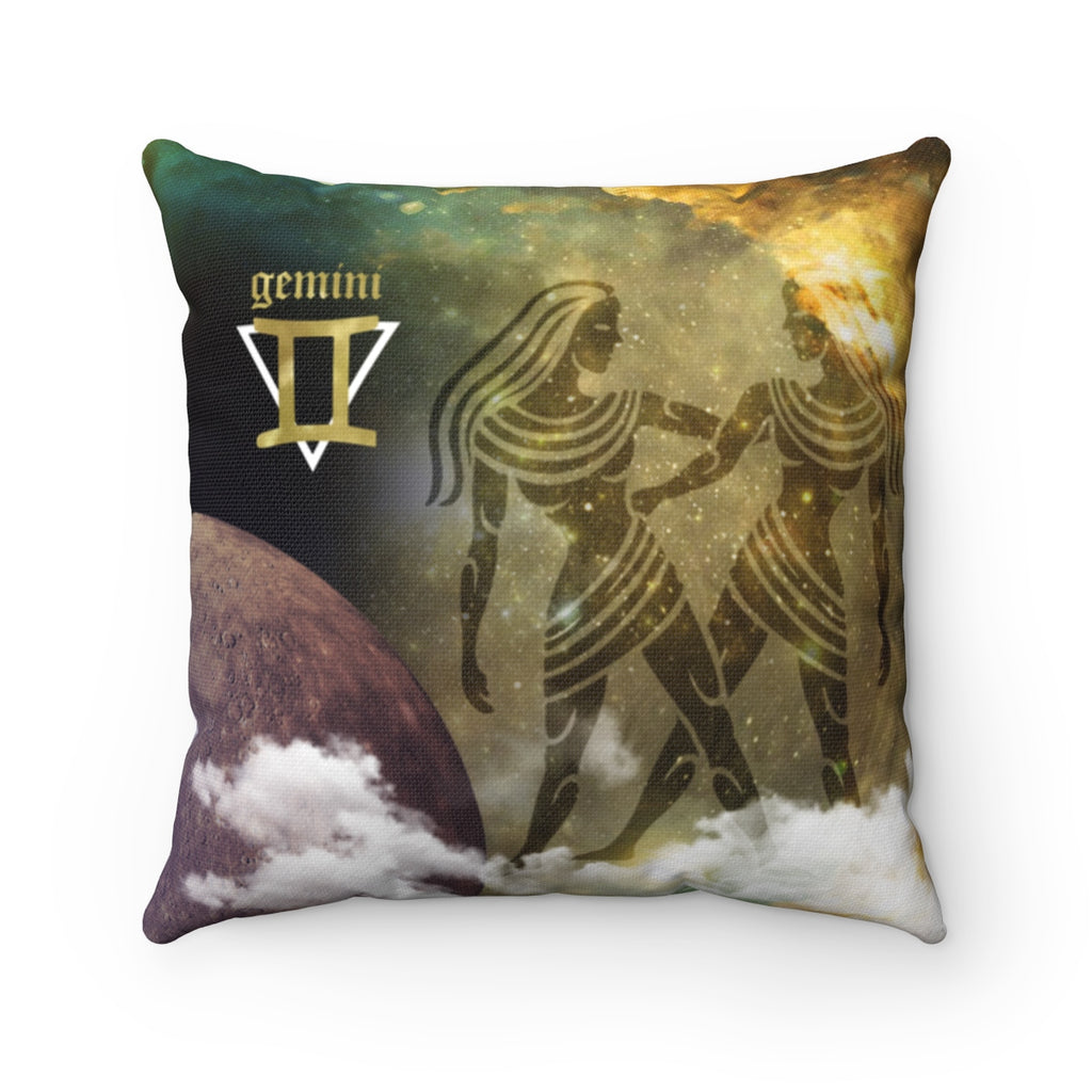 Gemini Pillow - #ChildishZodiac