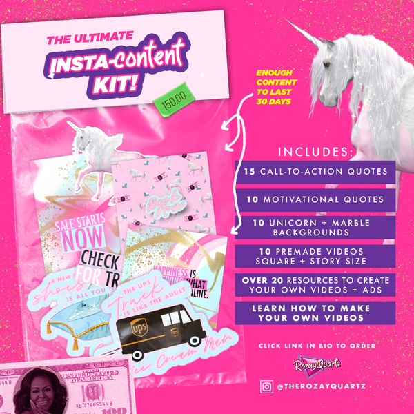 Insta Kits: #UnicornEdition