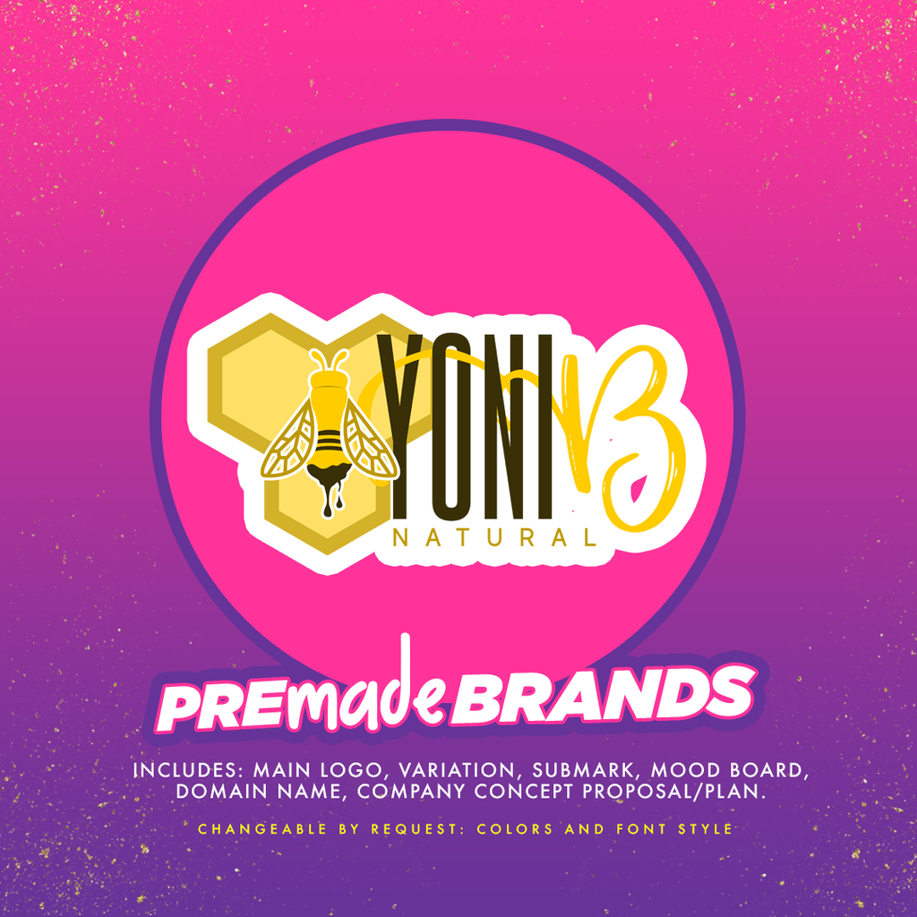 Yoni B Natural - Women's Wellness Brand