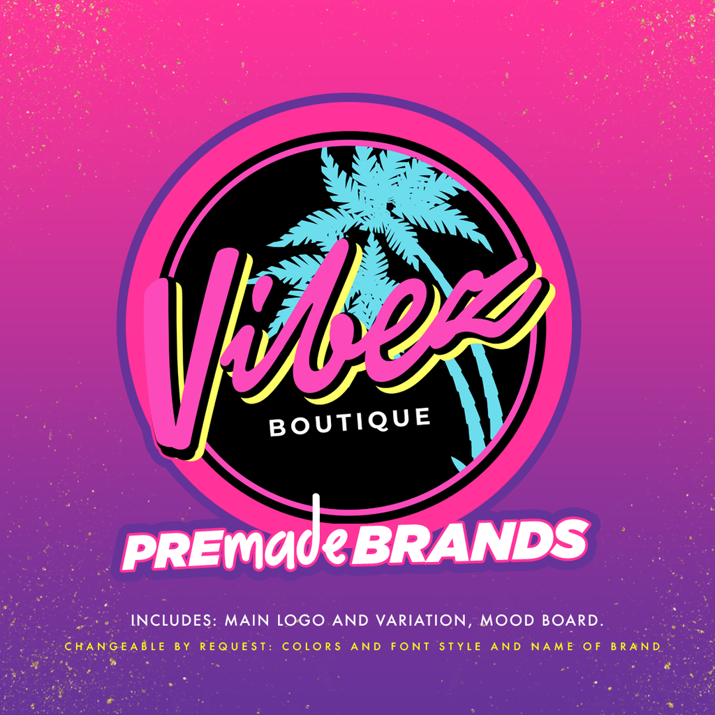 Vibes Boutique (Women's Brand)