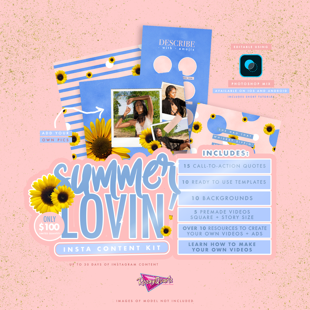 Insta Kits: #SummerLovin