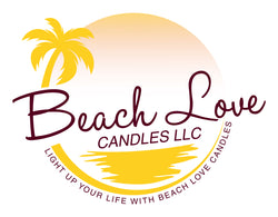 Beach Love Candles