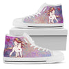 Unicorn 🦄 White Women's High Top -  - buy epic deals