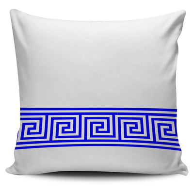 Greek Blue Waves PILLOW COVER -  - buy epic deals