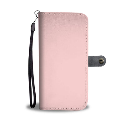Phone Wallet Case Just the Perfect Shade of