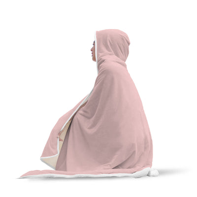 Hooded Blanket Just the Perfect Shade of - Hooded Blanket - buy epic deals