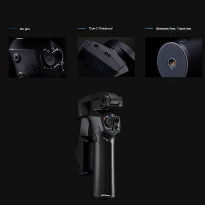 Handheld Smartphone Gimbal Stabilizer with Stand - Gift Ideas - buy epic deals