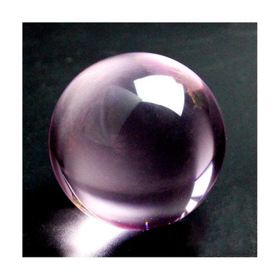 Quartz Crystal Ball for Photography or Decoration -  - buy epic deals