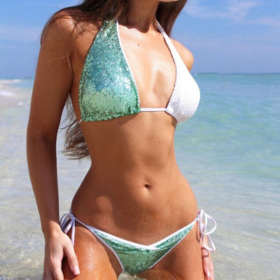 Sexy Enchanting Women's Bikini Set Push-up - Swimwear - buy epic deals