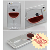 Liquid Red Wine Glass 🍷 Phone cases For iPhones - Gift Ideas - buy epic deals