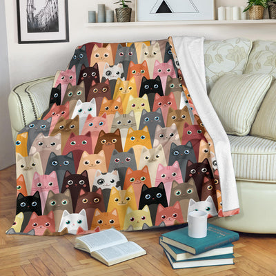 Cats Blanket - Blanket - buy epic deals